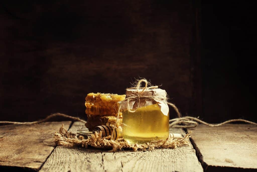 bottle the honey