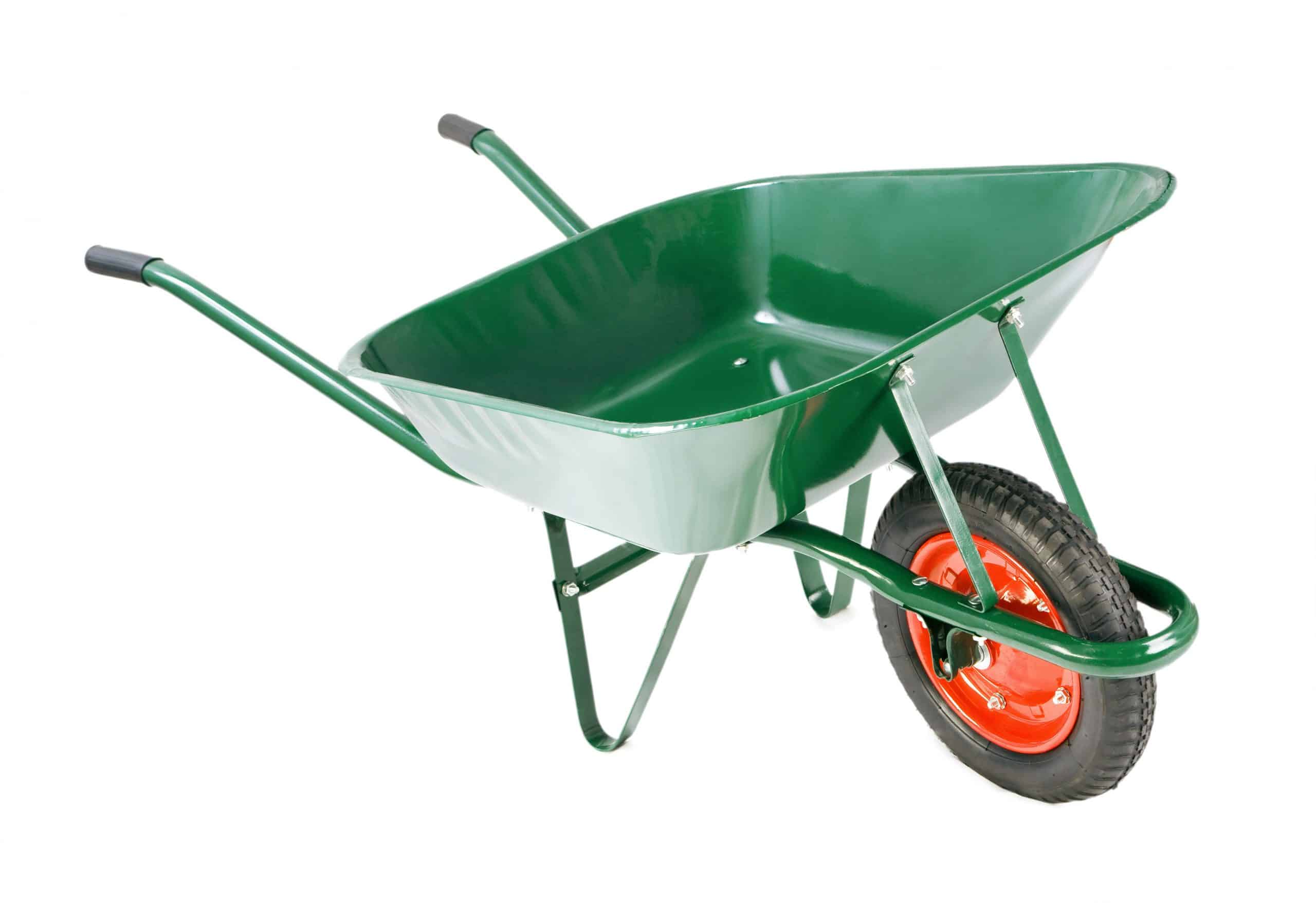 Wheelbarrows for garden